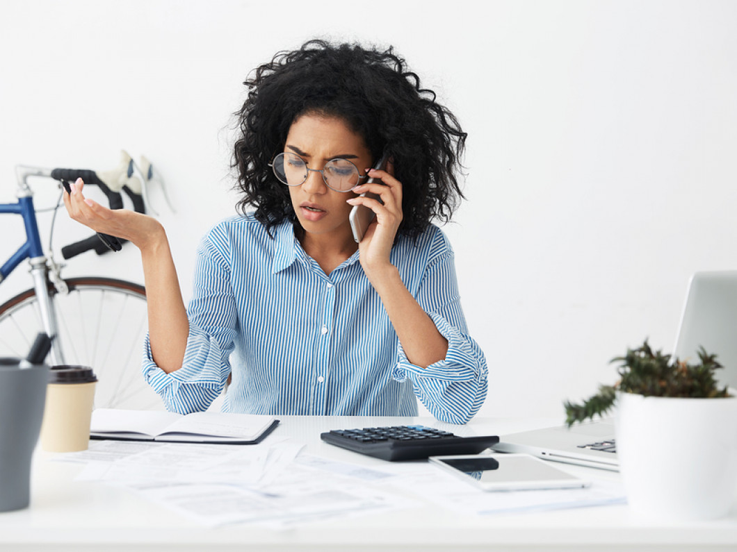 Are Constant Calls Causing You Distress?